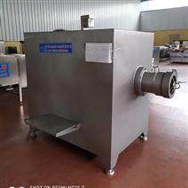250冻肉绞肉机肉温10度以下/日产30吨