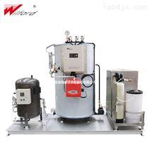 立式一体式燃油锅炉系统