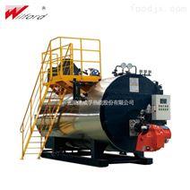 自动化卧式燃油气蒸汽锅炉