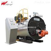 WNS卧式大型燃油(气)蒸汽锅炉