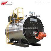 WNS1-4吨工业燃油气蒸汽锅炉