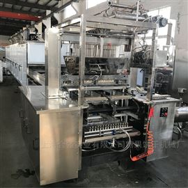 上海合强150~600硬糖生产线 润喉糖设备 全自动糖果浇注机械