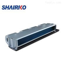 臥式暗裝低噪音風機盤管中央空調水系統