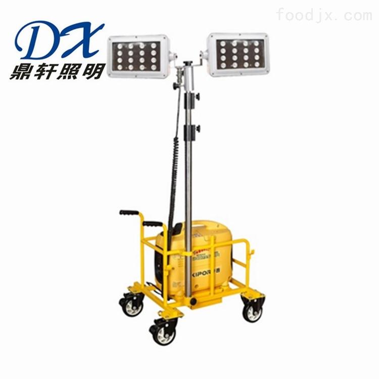 ZS-GY3000轻便式升降移动照明灯2*48W