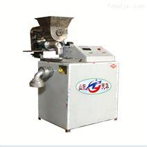 玉米钢丝面机生产视频