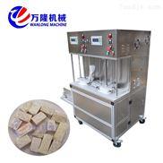 全自动净菜加工设备地瓜切条机 笋竽切丁机