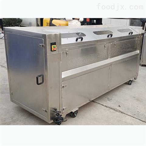 紫薯去皮机不锈钢红薯磨皮机器