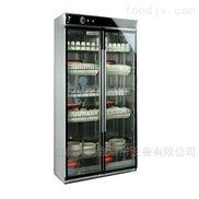 廚房設備大型雙玻璃門消毒柜