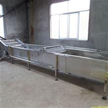 RM-4000蔬菜清洗流水线