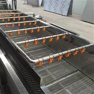 RM-4000柑橘清洗机橘子清洗流水线