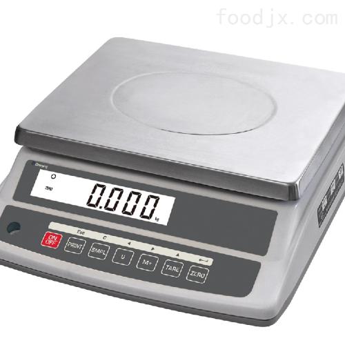 昆山桌上型计重称台衡惠尔邦桌秤