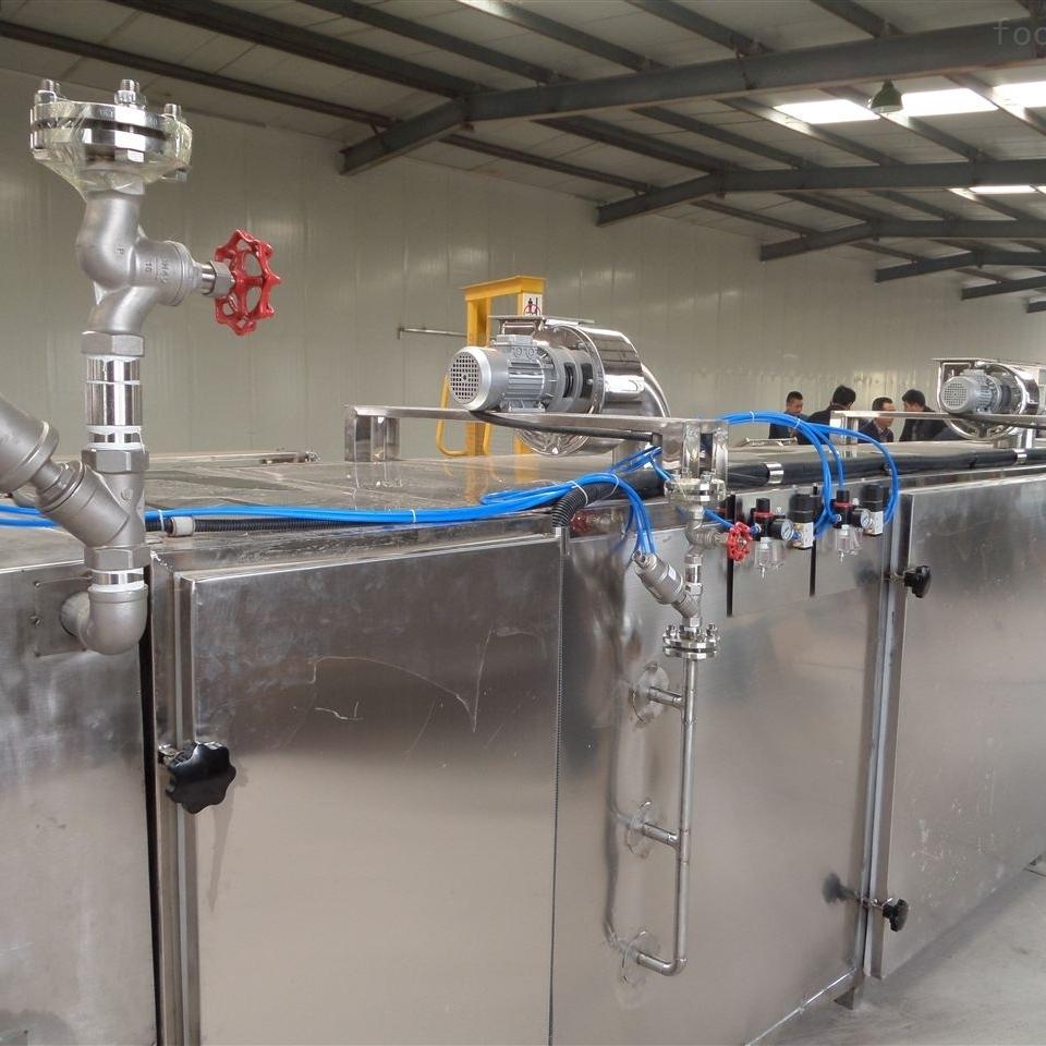 工业纸管烘干流水线