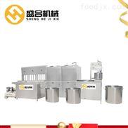 新型花生豆腐机盛合多功能自动化