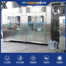 大瓶水灌装设备一次性桶灌装生产线