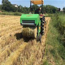 玉米秸稈撿拾打捆機  行走圓捆打包機