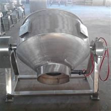 S大型商用球形夹层锅