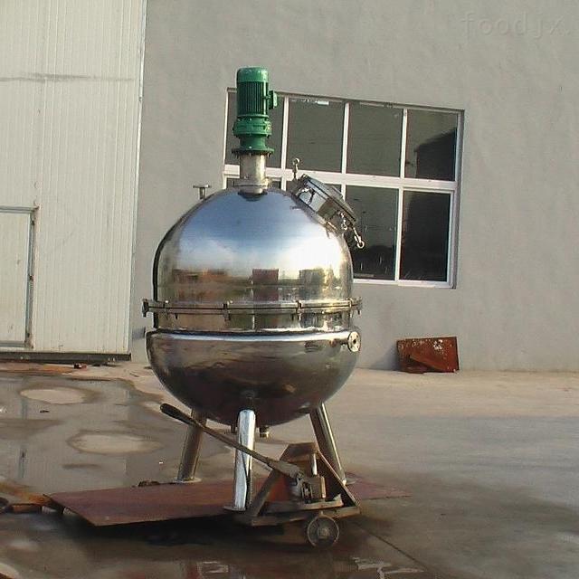 高效小型实验室夹层锅