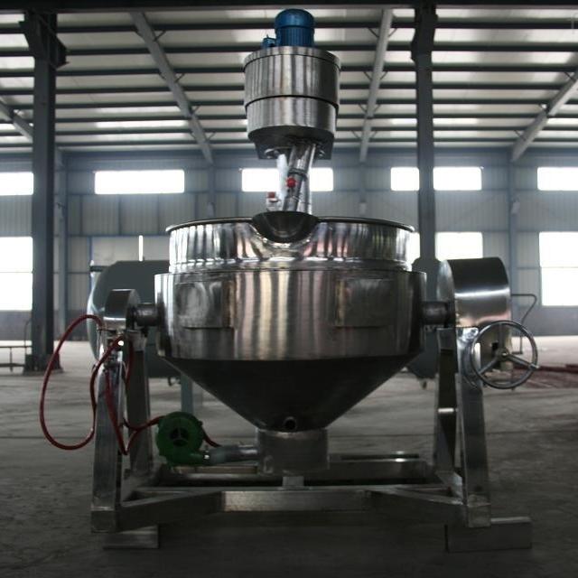 高效小型夹层锅使用方法