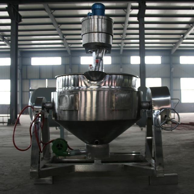 广州大型高效夹层锅