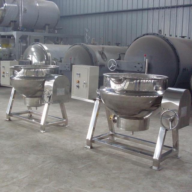 高效大型全自动夹层锅价格