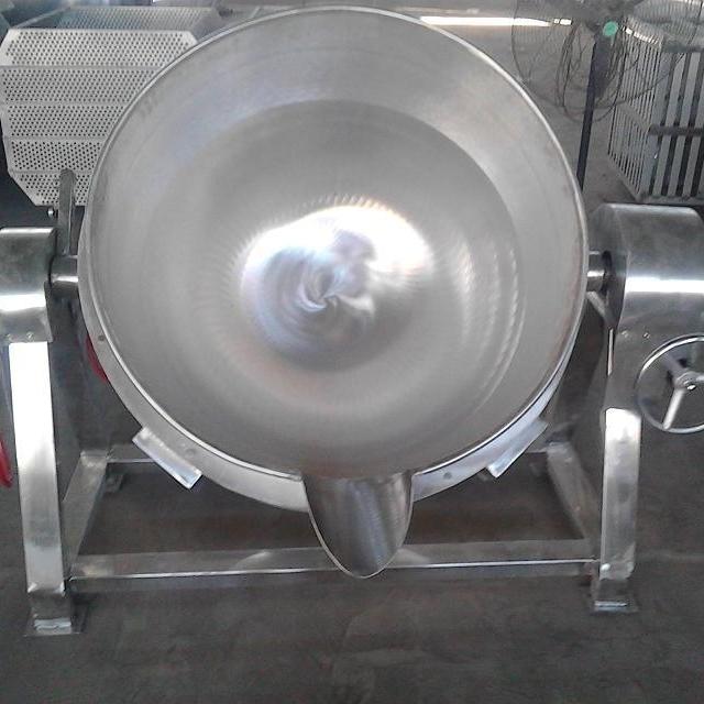商用大型电热式夹层锅
