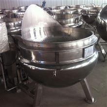 S小型高效商用全自动夹层锅