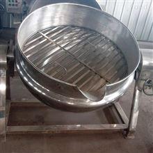 S小型全自动商用自动夹层锅