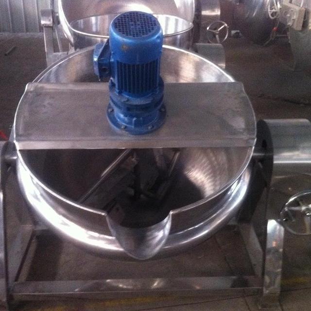 贵州小型高效全自动夹层锅