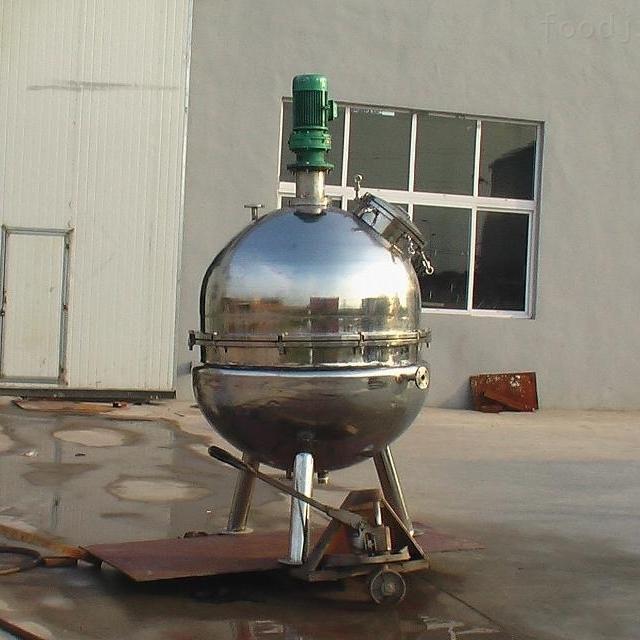 小型高效商用电用夹层锅
