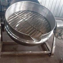 S小型高效商用熬糖夹层锅