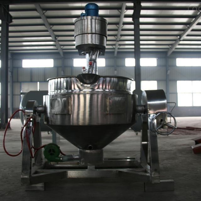 商用高大型蒸汽夹层锅价格