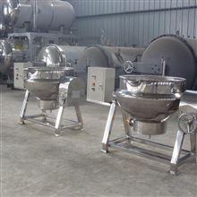 S商用大型全自动夹层锅的应用