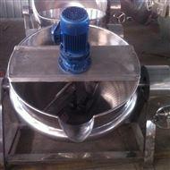 S大型全自动高效夹层锅