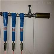 避难硐室压风系统不锈钢过滤器