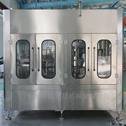 ZGF8-8-1饮料设备生产厂家直线式三合一灌装机