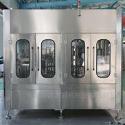 饮料设备生产厂家直线式三合一灌装机