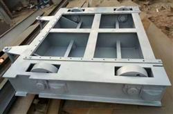 大型一体式钢结构闸门