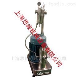 SGN蠕虫状膨胀石墨研磨分散设备
