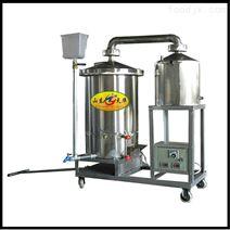 環保型電加熱釀酒設備 純糧不銹鋼蒸酒機