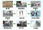 葛根淀粉加工生产线