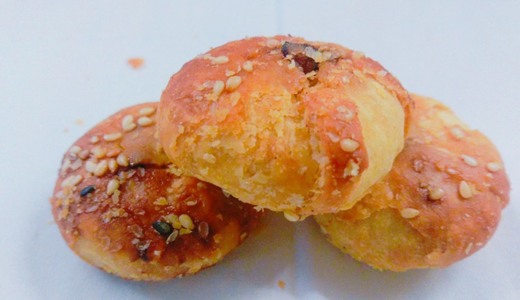 傳統酥餅復興 搟面機、烤餅爐等設備鼎力相助