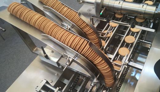 資本爭食餅干市場 相關生產設備需加快升級進程