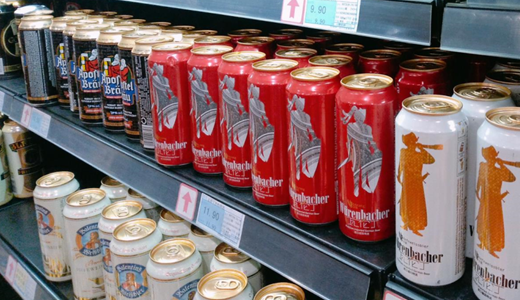 罐装啤酒畅销 成两片罐包装市场发展驱动力