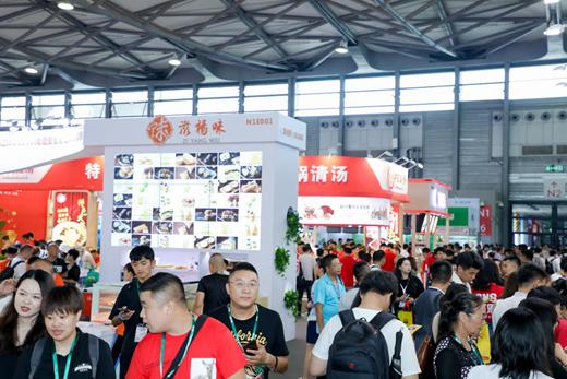 寻觅风味美食|盘点上海食材展那些速冻米面制品供应商