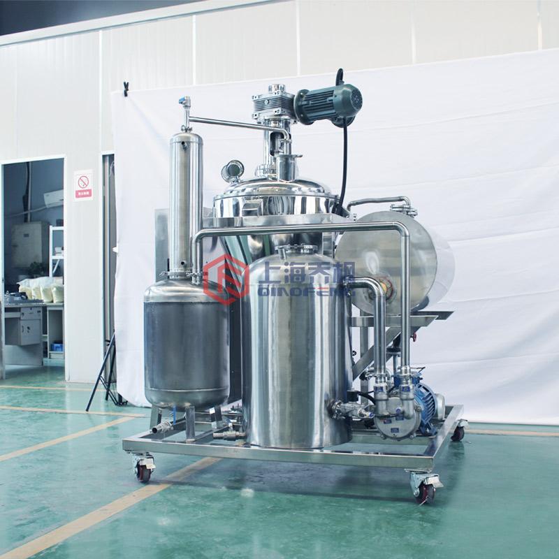 真空混合搅拌干燥机 DMIX-100L型 厂家报价