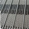 定制不锈钢挡边链板耐高温 输送链板速冻机