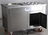 興化流動式炒酸奶機