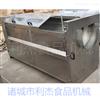 LJQX-1500红薯自动清洗去皮机  根茎类清洗设备